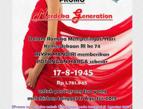 Promo Merdeka Generation