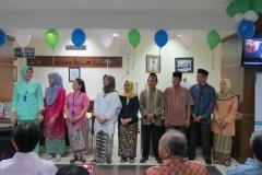 Penghargaan bagi pegawai yang telah mengabdi kepada RS YPK Mandiri Selama 20 Tahun