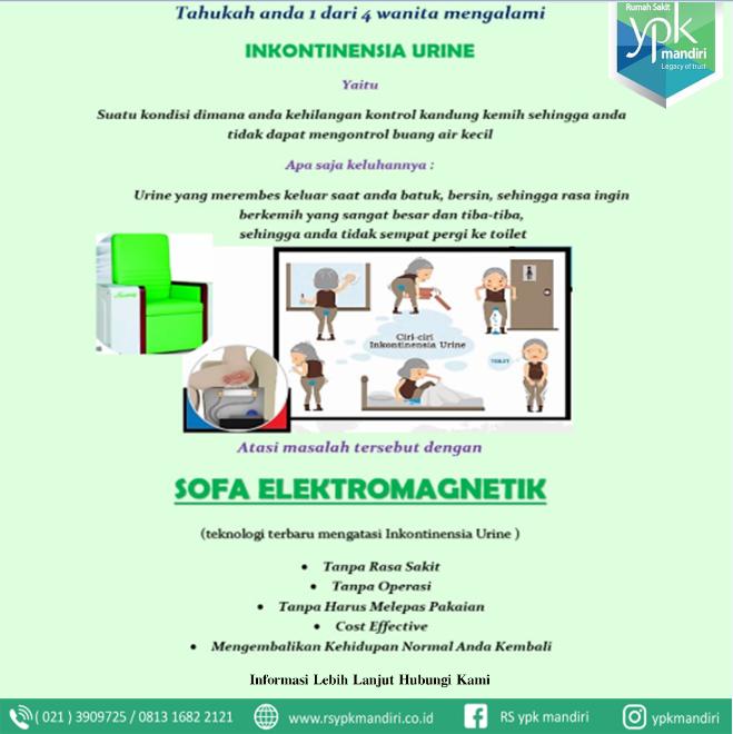 SOFA ELEKTROMAGNETIK